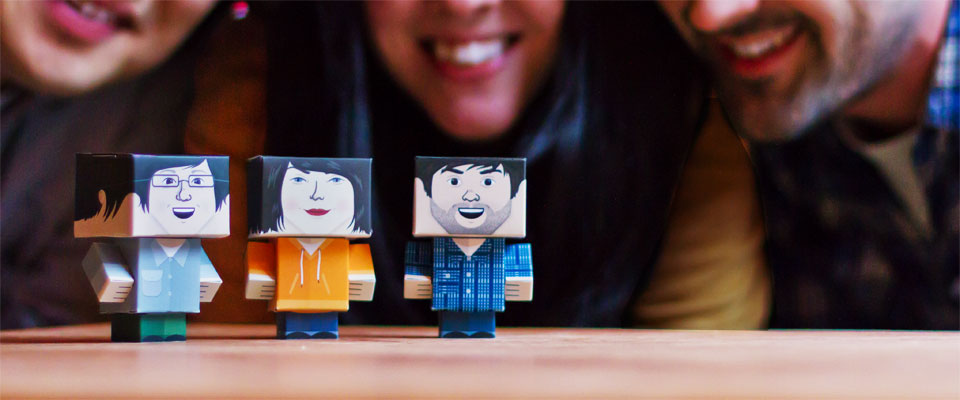 foldable.me figures
