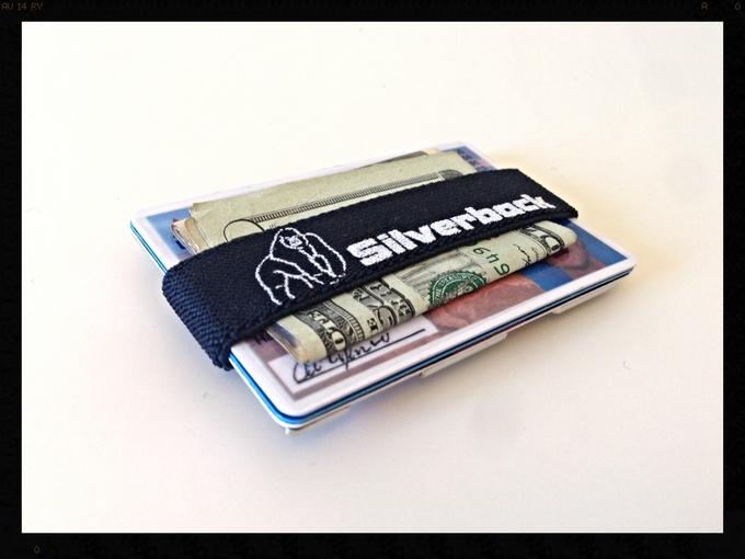 silverback as wallet